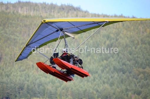 ... Hängegleiter / Ultralight aviation - Powered hang glider