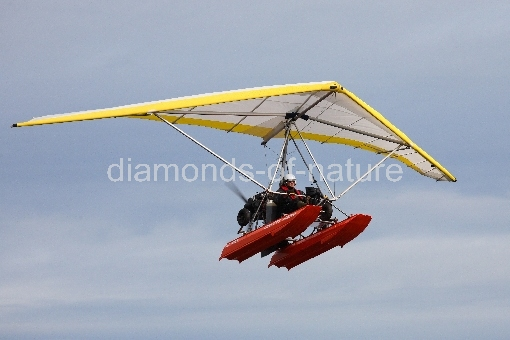 Ultralight Aviation Powered Hang Glider Ludwig Endres
